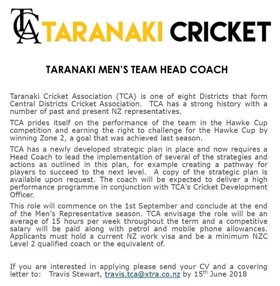 TCA Mens head coach advert.jpg