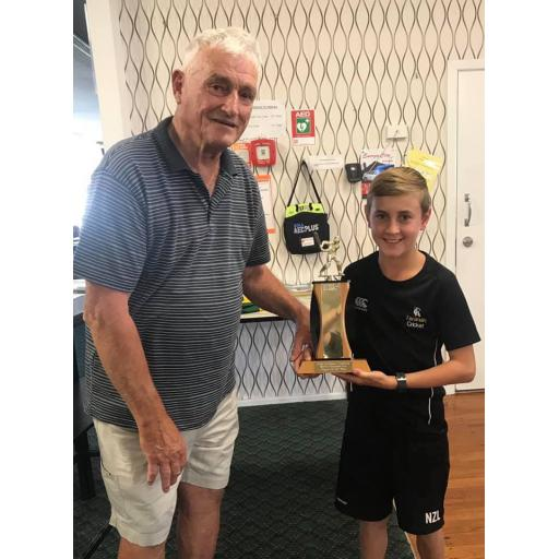 TARANAKI AGE GROUP REPRESENTATIVE PRIZEGIVING 2018/2019
