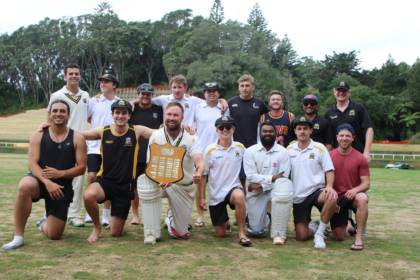 NPOB DOMINATE PREMIER CRICKET FINAL