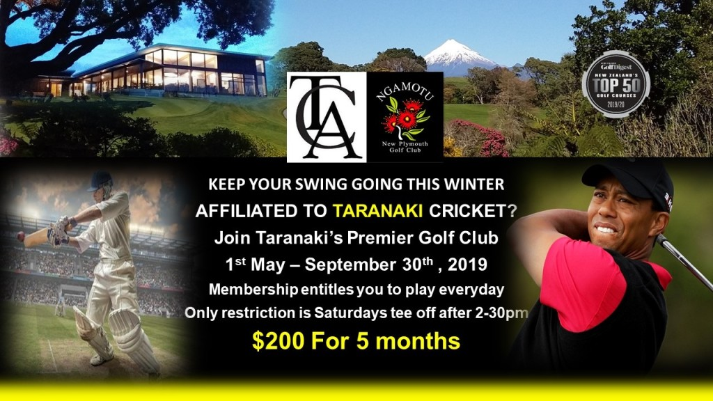 KEEP YOUR SWING GOING THIS WINTER!